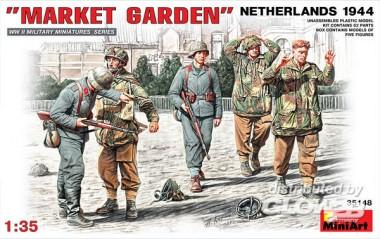 MiniArt 35148 Market Garden Netherland 1944