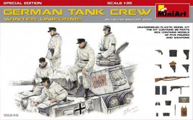 MiniArt 35249 Deutsche Panzerbesatzung Winter