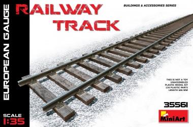 MiniArt 35561 Railway Track (European Gauge)