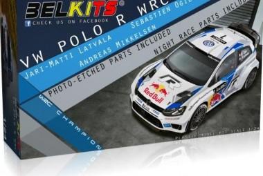 Belkits 005 VW Polo WRC