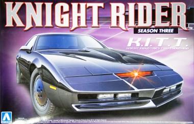 Aoshima 00703 KNIGHT Rider season 3