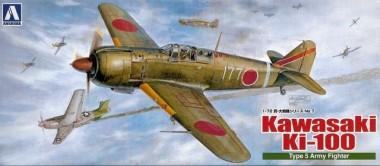Aoshima 00809 Kawasaki Ki-100 Type 5 Kou