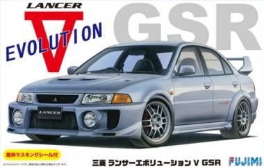 Fujimi 03919 Mitsubishi Lancer Evolution V GSR