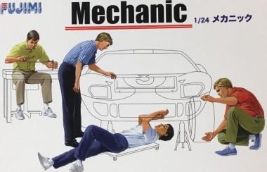 Fujimi 11490 Mechaniker - Mechanic