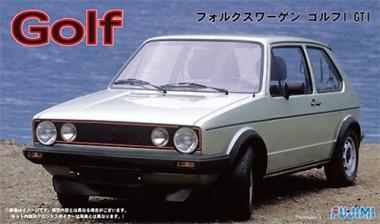 Fujimi 12609 VW Golf I GTI