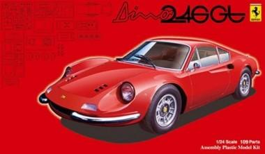 Fujimi 12623 Ferrari Dino 246Gt