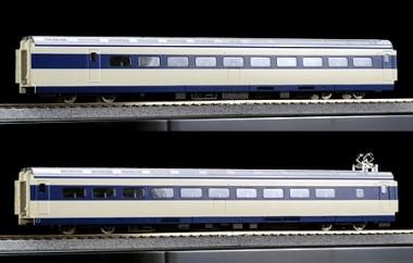 Zoukei-Mura SRS001-03 JNR Ergänzung Shinkansen 2-tlg Ep.4