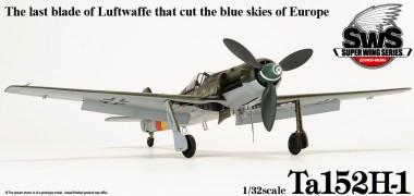 Zoukei-Mura SWS02 Focke Wulf Ta-152 H-1