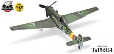 Zoukei-Mura SWS4802 Focke Wulf Ta-152 H-1