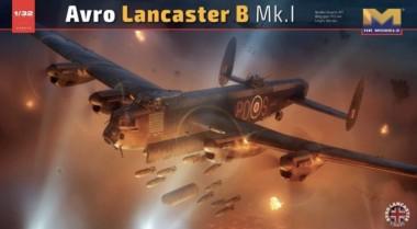 HK Model 01E010 Lancaster Mk.I