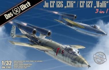 Das Werk DW32001 Junkers Ju EF-126 'Elli' / EF-