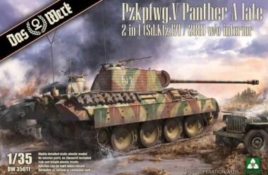 Das Werk DW35011 Pz.Kpfw. V Panther A