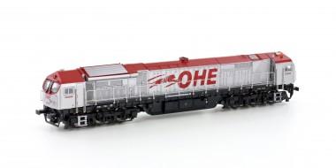 Mehano 58853 OHE Diesellok Blue Tiger II Ep.5