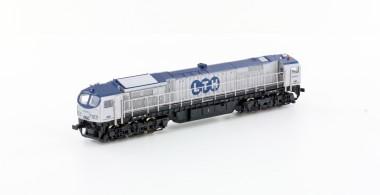 Mehano 58855 LTH Diesellok Blue Tiger II Ep.5