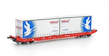 Mehano 58860 DB Cargo Containerwagen 4-achs Ep.6