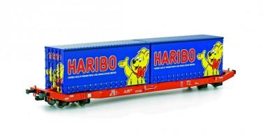 Mehano 58861 DB Cargo Containerwagen 4-achs Ep.6