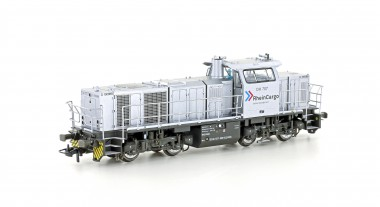 Mehano 90236 Rheincargo Diesellok G1000 BB Ep.6
