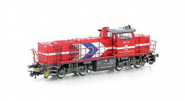 Mehano 90244 HGK Diesellok G1000 BB Ep.6