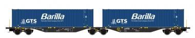 Mehano 90665 GTS Containerwagen Sggmrss'90 Ep.7