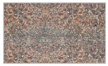 Heki 12071 Römisch Pflaster 3 Bogen