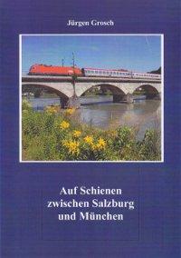 RMG BU535 Auf Schienen zwischen Salzburg + München