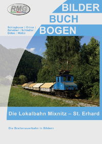 RMG BU542 Lokalbahn Mixnitz-St. Erhard