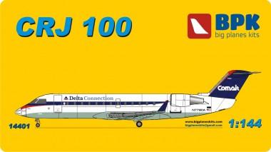 BPK 14401 Canadair CRJ-100 Regional Jet