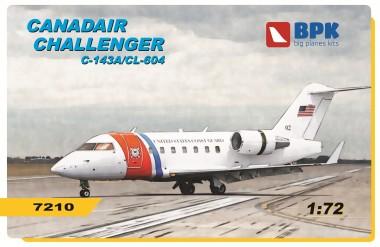 BPK 7210 Canadair C-143A/CL-604 Challenger