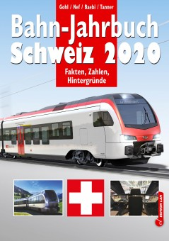 Edition Lan 0927-1 Bahn-Jahrbuch Schweiz 2020