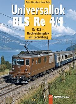 Edition Lan 52-7 Universallok BLS Re 4/4