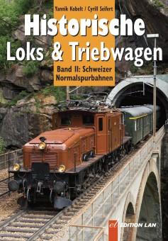 Edition Lan 79-4 Historische Loks und Triebwagen