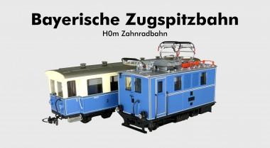 ZEITGEIST-Models 630001 BZB Zugset-Set 2-tlg Ep.2-4