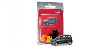 Herpa 012164-002 MiniKit Fiat Cinquecento schwarz
