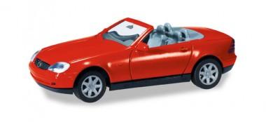 Herpa 012188-004 MiniKit MB SLK (R170) rot