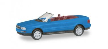 Herpa 012287-005 Minikit Audi Cabrio himmelblau