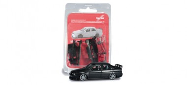 Herpa 012379-003 MiniKit Alfa Romeo 155 Rennsport schwarz