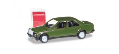 Herpa 012409-006 Minikit MB 190E Lim. lindgrün