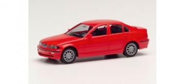 Herpa 012416-007 MiniKit BMW 3er Lim (E46) hellrot