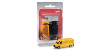 Herpa 012577 MiniKit MB Sprinter FD Kasten Post