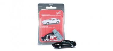Herpa 012669-002 MiniKit Porsche 928 S4 tiefschwarz