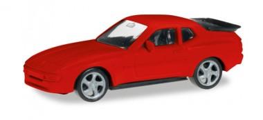 Herpa 012768-002 MiniKit Porsche 944 rot