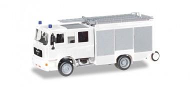 Herpa 012898 MiniKit MAN M2000 HLF 20 FW weiß