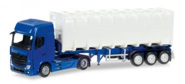 Herpa 013031 MiniKit MB GS Bulk-Container-SZ