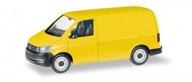 Herpa 013277 MiniKit VW T6 Kasten gelb
