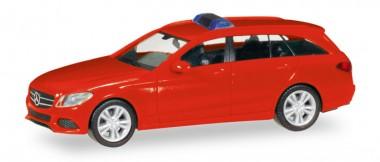 Herpa 013284 MiniKit MB C-Klasse T-Modell rot