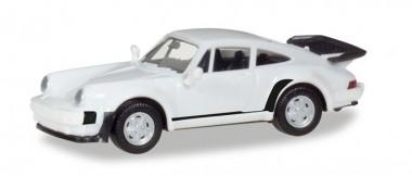 Herpa 013307 MiniKit Porsche 911 (930) Turbo weiß