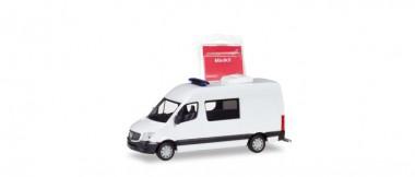 Herpa 013543 Minikit MB Sprinter´13 Halbbus weiß