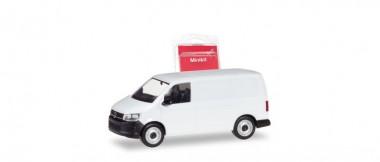 Herpa 013550 Minikit VW T6 Kasten weiß