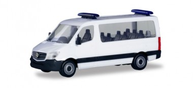 Herpa 013680 MiniKit: MB Sprinter´13 Bus weiß
