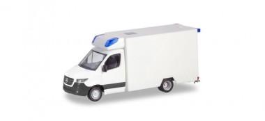 Herpa 013710 MiniKit: MB Sprinter Fartec-RTW weiß